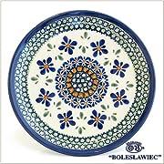[Boleslawiec/ボレスワヴィエツ陶器]プレート16cm(平皿)-du60(ポーリッシュポタリー)