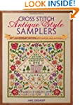 Cross Stitch Antique Style Samplers:...