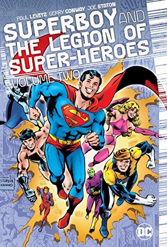 Superboy and the Legion of Super-Heroes Vol. 2 [Levitz, Paul] (Tapa Dura)