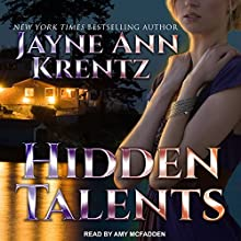 Hidden Talents Audiobook by Jayne Ann Krentz Narrated by Amy McFadden