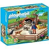 Playmobil 5122 - Granja Cerdos Con Cercado