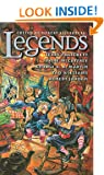 Legends: Discworld, Pern, Song of Ice and Fire, Memory, Sorrow and Thorn, Wheel of Time