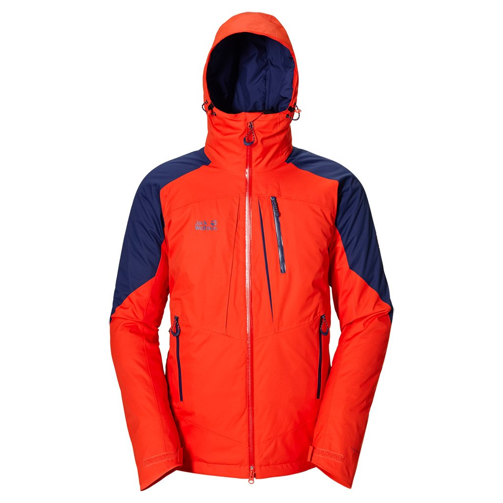 Jack Wolfskin SNOW MOUNTAIN JACKET MEN