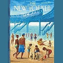 The New Yorker, July 6th & 13th 2015: Part 1 (Rachel Aviv, Lizzie Widdicombe, Adam Gopnik)  by Rachel Aviv, Lizzie Widdicombe, Adam Gopnik Narrated by Dan Bernard, Christine Marshall