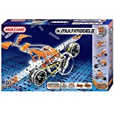 Meccano Multimodels 15 Models Set 2014