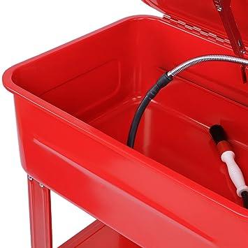 Vasca lava attrezzi vasca lavapezzi lavapezzi officina 80 for Vasca per stagno