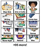 SchKIDules Activity Magnets: 110 pc Home, School and Specials