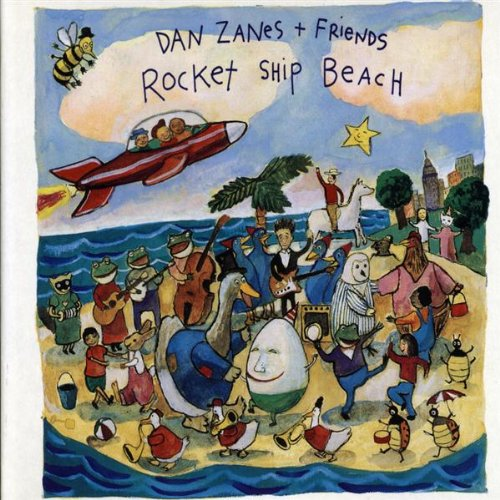 Dan Zane's Rocket Ship Beach