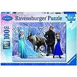 Disney - Frozen: la reina de las nieves, puzzle de 100 piezas XXL (Ravensburger 10516 8)