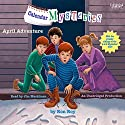 April Adventure: Calendar Mysteries, Book 4 Audiobook by Ron Roy Narrated by Jim Meskimen
