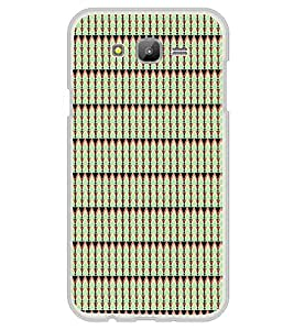 Printvisa Colourful Pattern 2D Hard Polycarbonate Designer Back Case Cover For Samsung Galaxy On5 (2015) :: Samsung On 5
