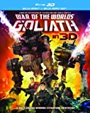 War of the Worlds-Goliath BD +