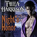 Night's Honor: Elder Races, Book 7 Audiobook by Thea Harrison Narrated by Sophie Eastlake