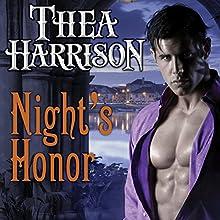 Night's Honor: Elder Races, Book 7 (       UNABRIDGED) by Thea Harrison Narrated by Sophie Eastlake