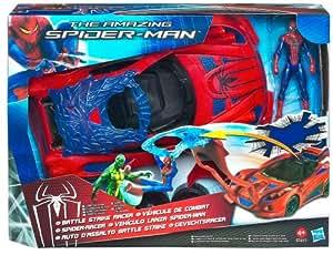 Spider-Man - 37217 - Figurine - Spider-Man Movie - Véhicule de Combat