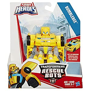 Playskool Heroes Transformers Rescue Bots Rescan Classic Bumblebee Action Figure