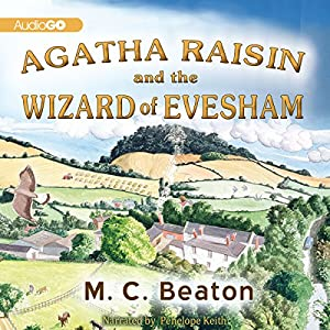 Agatha Raisin and the Wizard of Evesham Audiobook