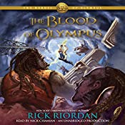 The Blood of Olympus: The Heroes of Olympus, Book 5 | Rick Riordan
