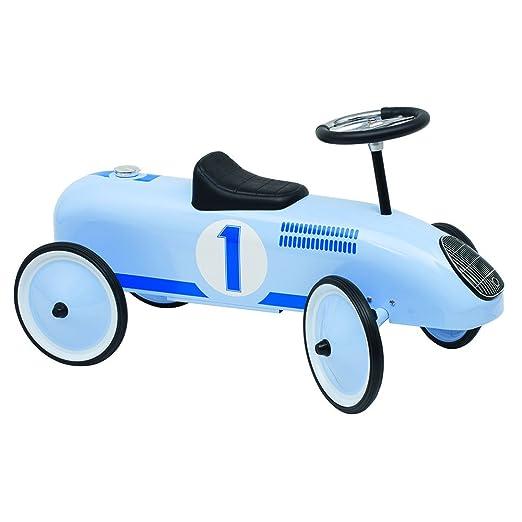 Goki - 2041354 - Porteur - Chariot À Tirer En Bleu