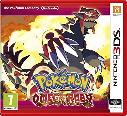 Pokémon Omega Ruby (2ds Omega compare prices)