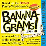 Joe Edley Bananagrams! 2014 Page-A-Day Calendar