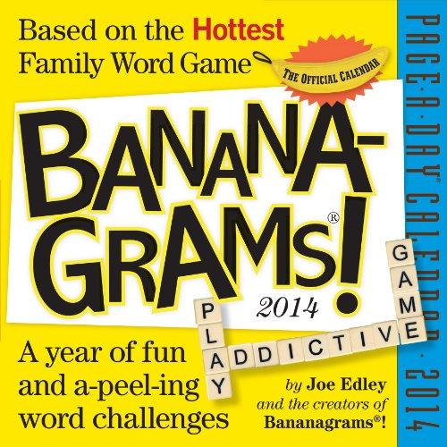 Bananagrams! 2014 Page-A-Day Calendar