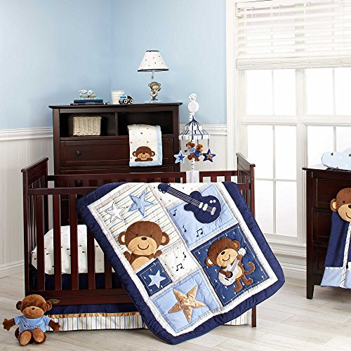 Carters Crib Bedding 4409 front