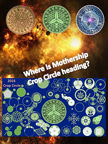 Ansty 8/12/16 Mothership Crop Circle Decoding