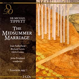 Tippett: The Midsummer Marriage: See by a heavenly magic in this glass