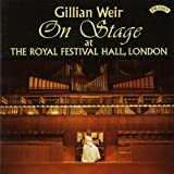 On Stage - Dame Gillian Weir at the Royal Festival Hall, London
