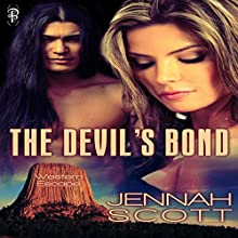 The Devil's Bond: A Western Escape Romance (       UNABRIDGED) by Jennah Scott Narrated by J. Rodney Turner