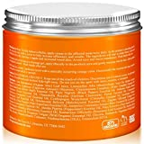 Cellulite Cream & Muscle Relaxation Cream Huge 8.8oz, 100% Natural 87% Organic - Anti Cellulite Cream Treatment Hot Gel, Firms Skin, Slims & Reduces Fat Appearance - Muscle Rub Cream, Muscle Massager