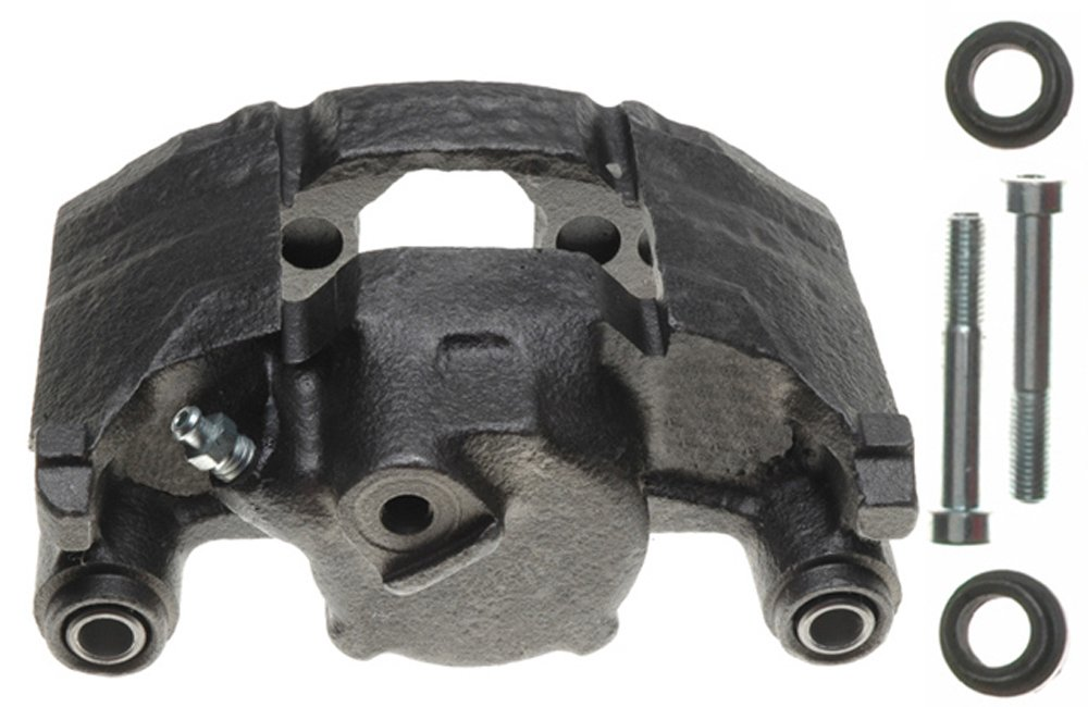 Raybestos FRC4263 Professional Grade Remanufactured, Semi-Loaded Disc Brake Caliper