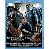 Gants d'acier / Real Steel (Bilingual) [Blu-ray + DVD]by Hugh Jackman