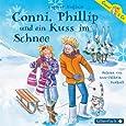 Conni, Phillip und ein Kuss im Schnee: 2 CDs (Conni & Co, Band 9)
