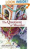 The Quotient of Murder (Professor Sophie Knowles)
