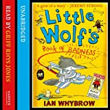 img - for Little Wolf's Book of Badness book / textbook / text book