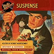 Suspense, Volume 1 |  CBS Radio Network