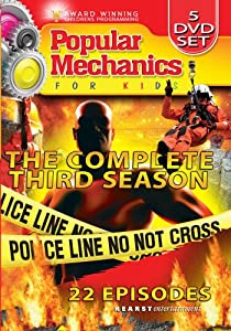 Popular Mechanics For Kids - The Complete Third Season - 5 DVD Set (Amazon.com Exclusive)