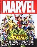 Marvel Avengers The Ultimate Character Guide (Dk)