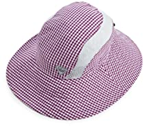 Columbia Bahama Booney Sun Hats, Berry Jam, One Size