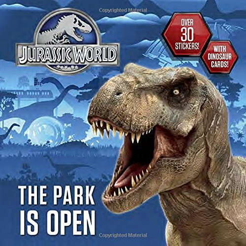 Jurassic World Books