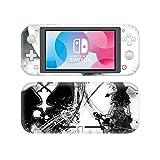 Adventure Games - Nintendo Switch LITE - Kingdom Hearts 3 - Vinyl Console Skin Decal Sticker + 2 Controller Skins Set (Tamaño: SWITCH)