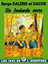 Six foulards verts par Dalens