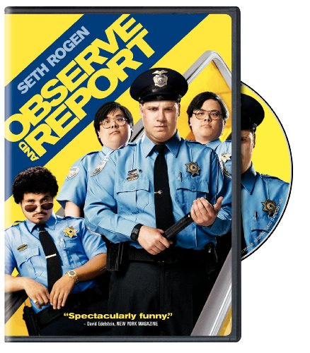 Cover art for  Observe and Report