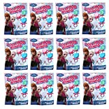 Disney Frozen Lollipop Rings: 12 - 3 Pack - Kd