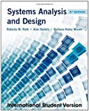 img - for Systems Analysis and Design by Roberta M. Roth (2012-04-13) book / textbook / text book