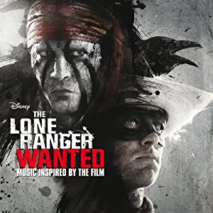The Lone Ranger: Wanted (Inspired by the film)