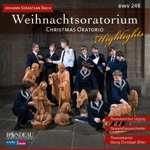 Bach: Weihnachtsoratorium Highlights (Christmas Oratorio Highlights) (Johann Christoph Friedrich Bach compare prices)