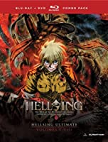 Hellsing Ultimate: Volumes 5 - 8 Collection (Blu-ray/DVD Combo) by Funimation